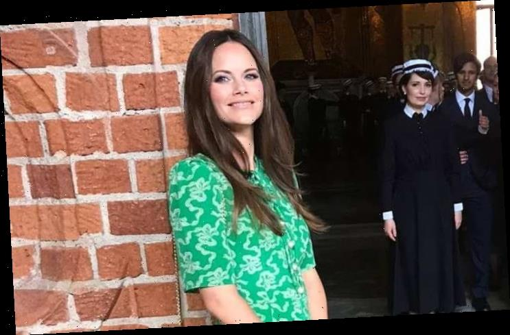 Princess Sofia of Sweden Starts to Work in Hospital to Join Fight Against Covid-19