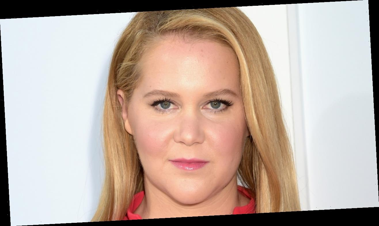 Amy Schumer Legally Changed Her Son's Name for a Very Good Reason