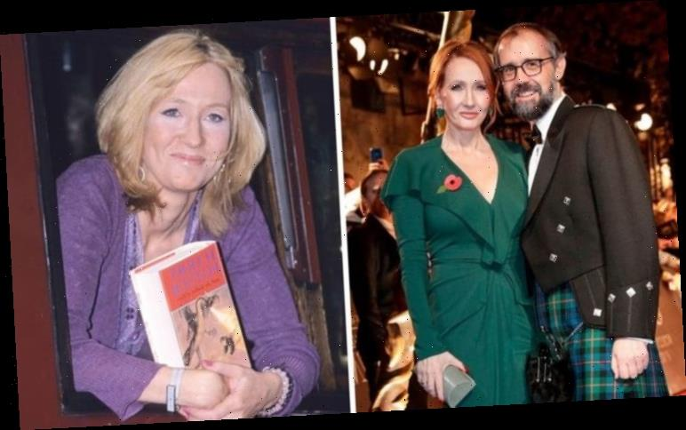 JK Rowling husband: Who is JK Rowling married to? Do they have children?