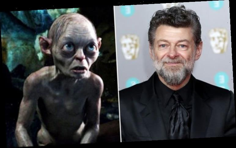Lord of the Rings: Gollum star Andy Serkis to read The Hobbit in ONE sitting live online