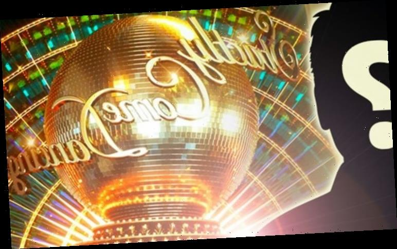 Strictly Come Dancing's first contestant 'revealed' as TV star drops clue