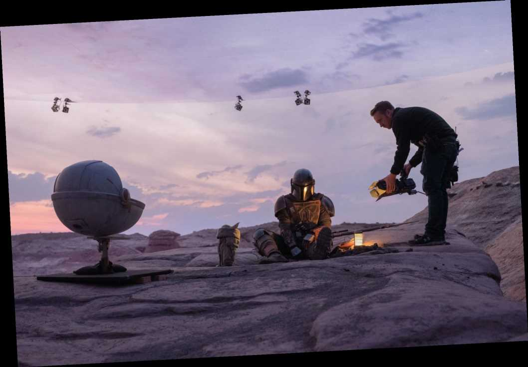 'The Mandalorian' Leads the Way: Real-Time Virtual Production Is Saving Hollywood During the Lockdown