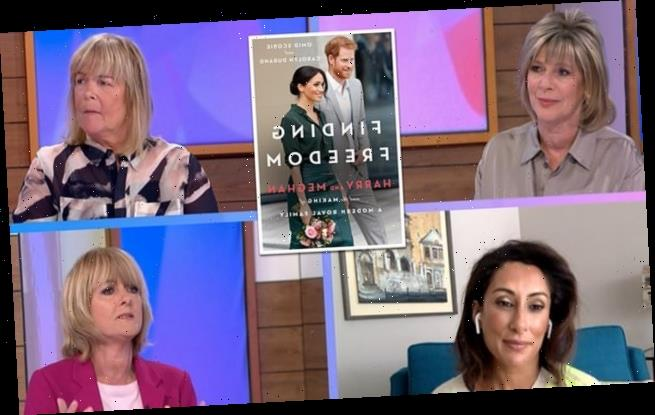Loose Women SLATE Meghan and Harry for 'abandoning the British people'