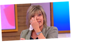 Ruth Langsford breaks down in tears over heartbreaking moment with her son during lockdown