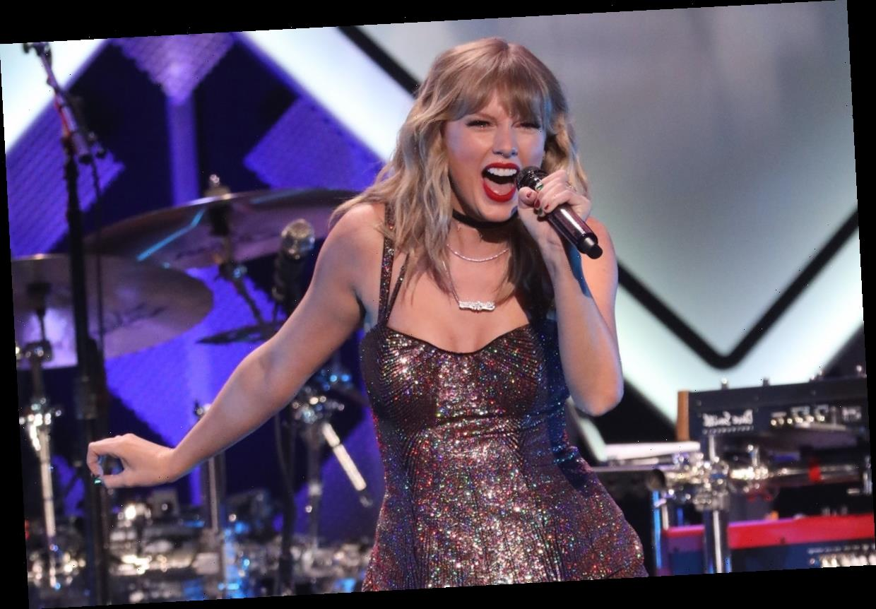 Taylor Swift's 'City Of Lover' Concert Special Details Will Get Swifties So Hype