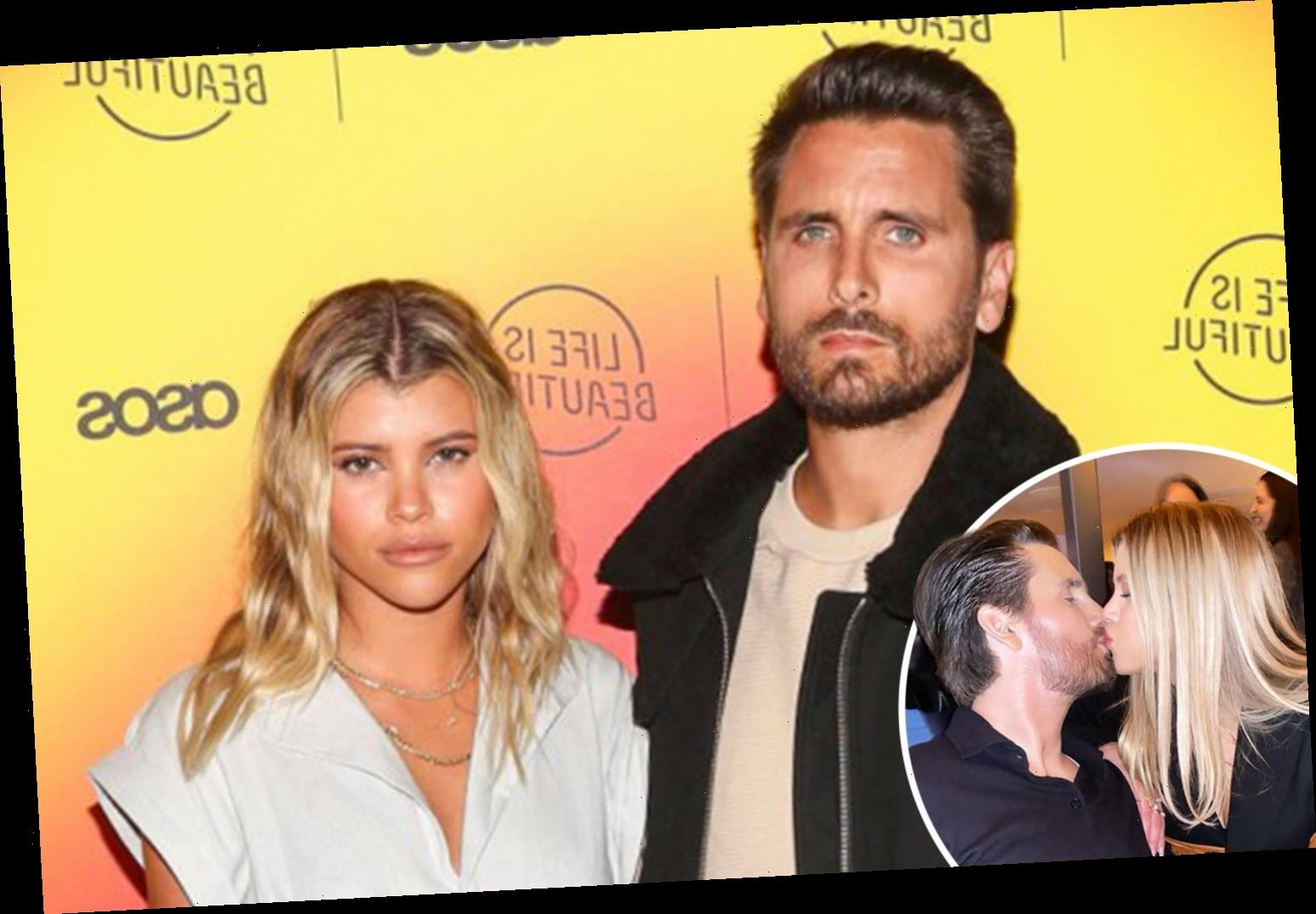 Scott Disick and Sofia Richie 'have been 'texting since split' – The Sun