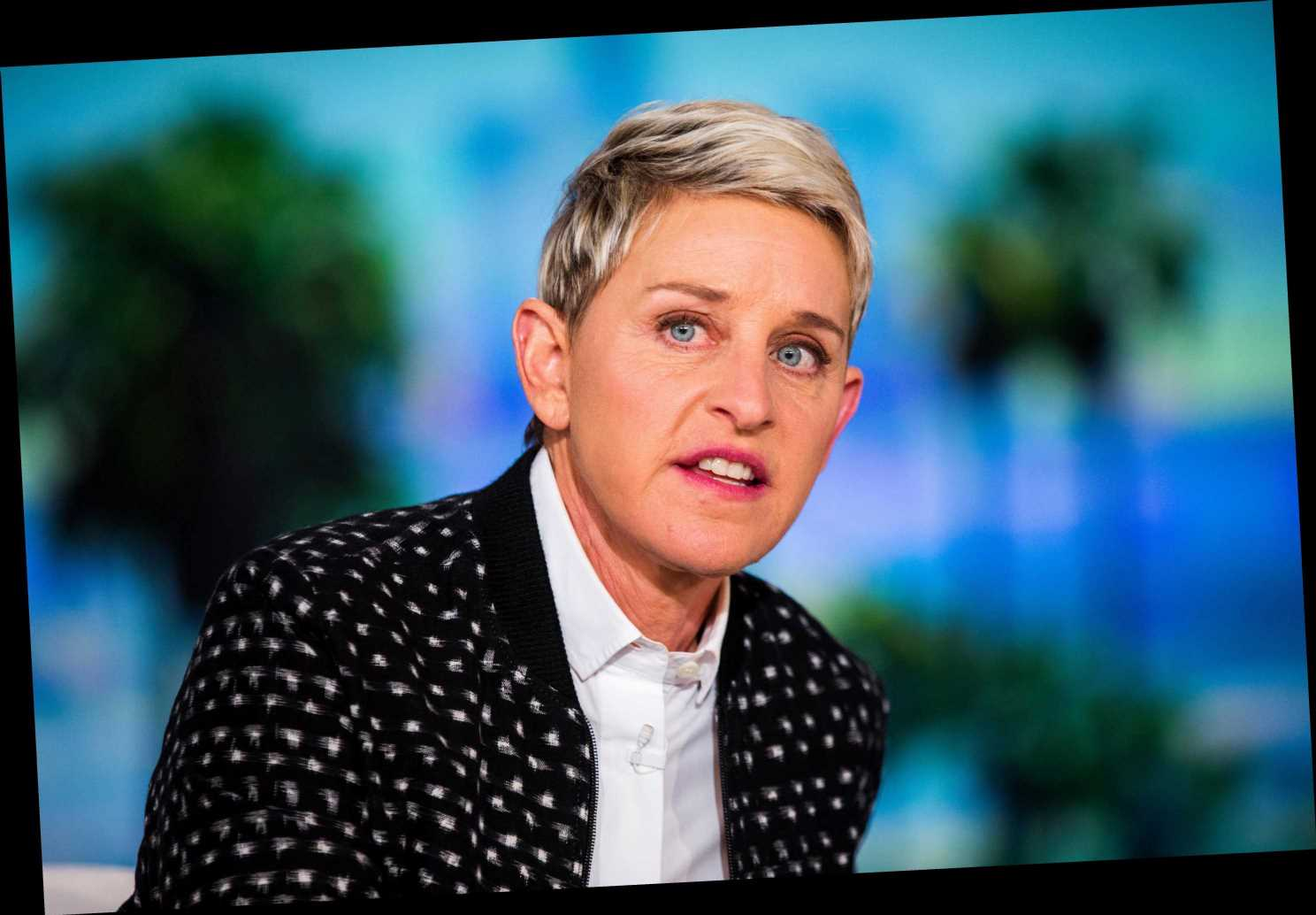 Ellen DeGeneres is 'at the end of her rope' as rumors she's 'mean' and 'cheap' run rampant