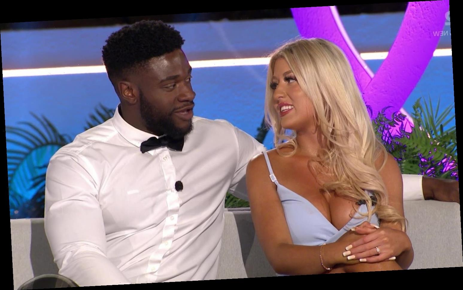 Love Island's Ched admits he's split with Jess during lockdown –  but insists they speak every day – The Sun