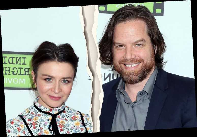 Grey's Anatomy star Caterina Scorsone files for divorce from husband after ten years of marriage