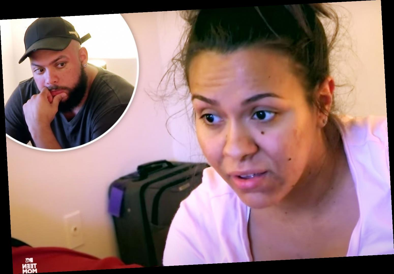 Teen Mom 2's Briana DeJesus 'slept with baby daddy Luis Hernandez' and 'was worried she may have contracted something' – The Sun