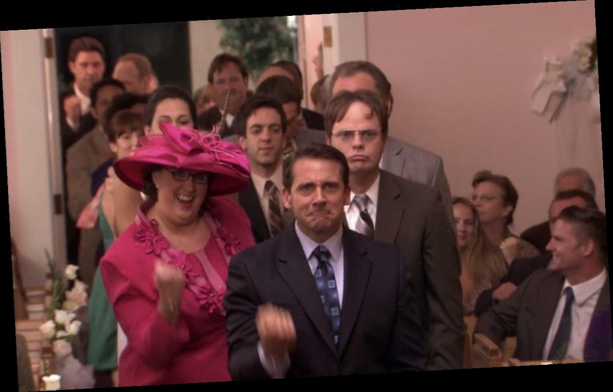 'The Office's Wedding Dance Reunion On 'Some Good News' Is Everything