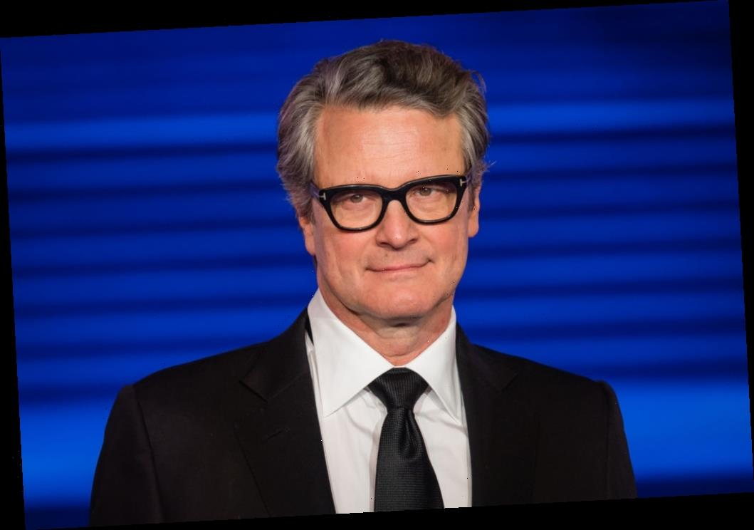 Colin Firth Says Playing Mr. Darcy in 'Pride & Prejudice' Actually May Have Hurt His Career