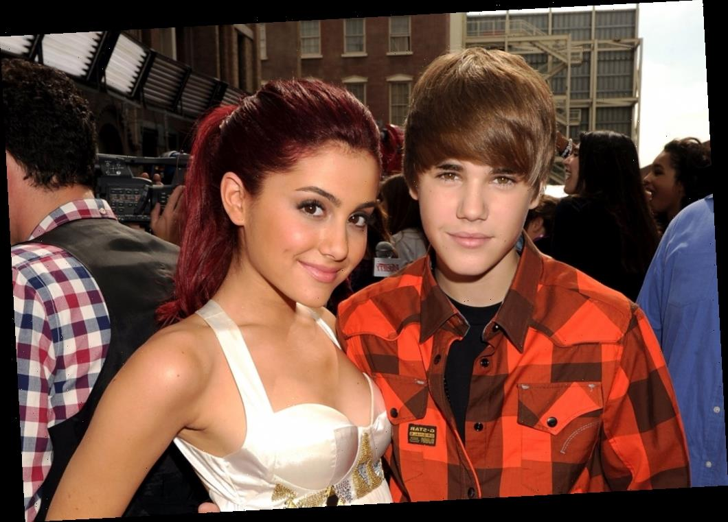 Ariana Grande and Justin Bieber Announce Collaboration 'Stuck With U' — How Long Have They Been Friends?
