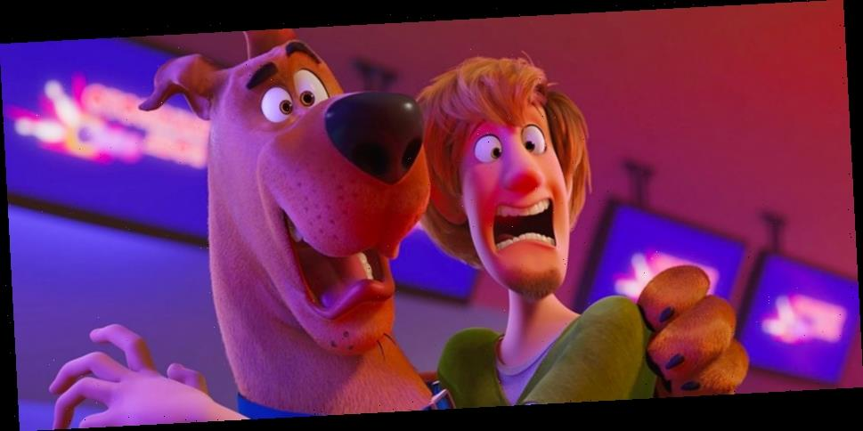 'Scoob!' Review: A Scooby-Doo Movie That's Embarrassed to be a Scooby-Doo Movie