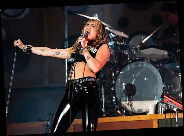 Miley Cyrus Covers Pink Floyd's 'Wish You Were Here'