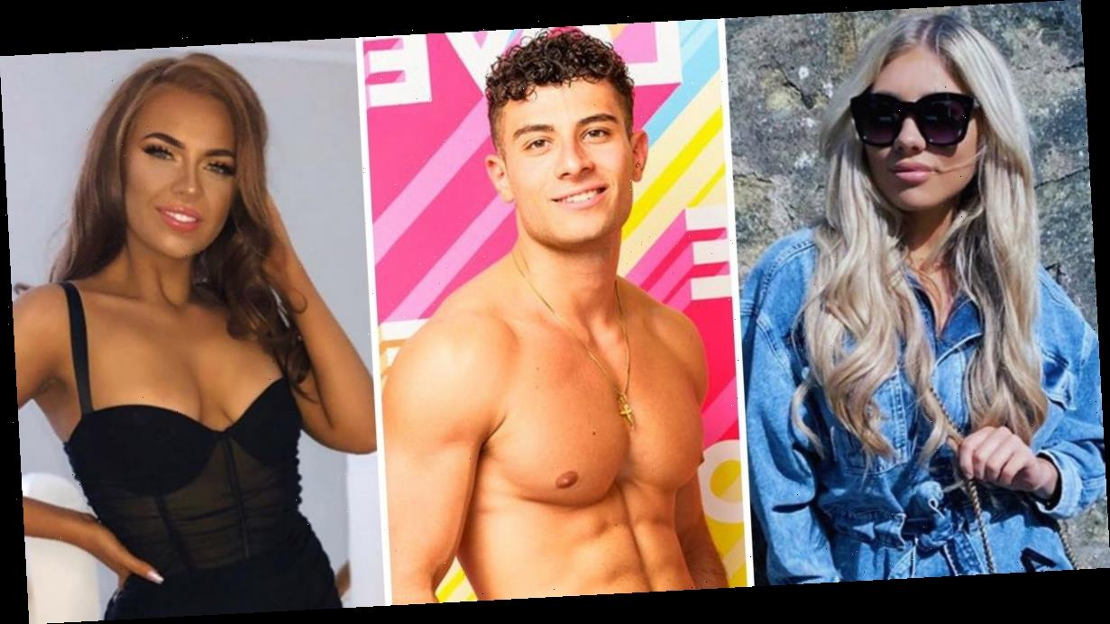Love Island's Paige Turley reveals Demi Jones had a secret row with Casa Amor's Alexi Eraclides that never aired