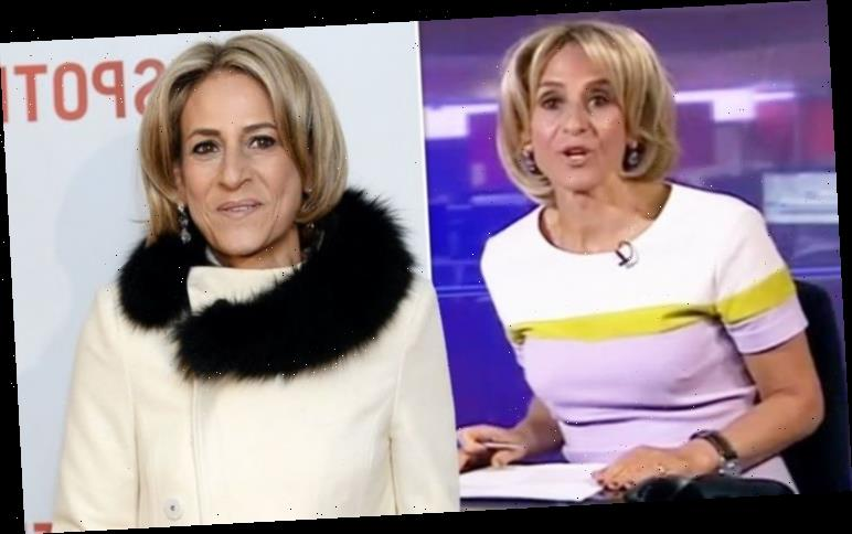 Emily Maitlis in Newsnight announcement days after addressing Dominic Cummings controversy