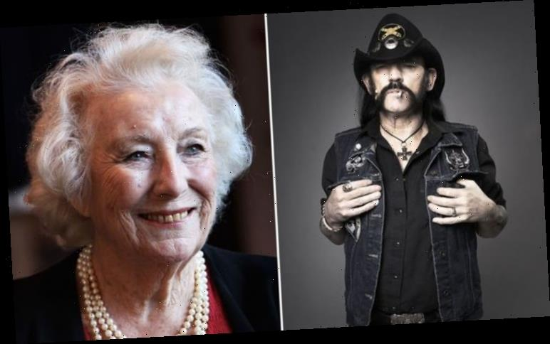 Dame Vera Lynn: The time she performed at same rock gig as Lemmy and Hawkwind