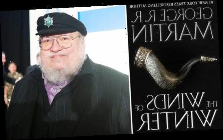 Winds of Winter 2021 release date in DOUBT after George RR Martin progress calculation
