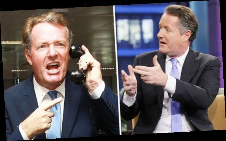 Piers Morgan: How 'sex kitten' row sparked GMB star's biggest feud