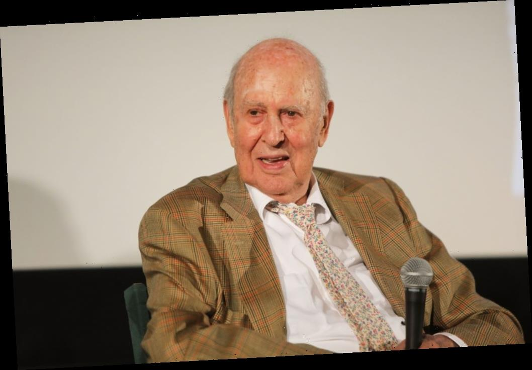 Carl Reiner Tweeted Daily and Had a Deep Curiosity for Life- 'There Is Living And Dying; There's No Retirement'