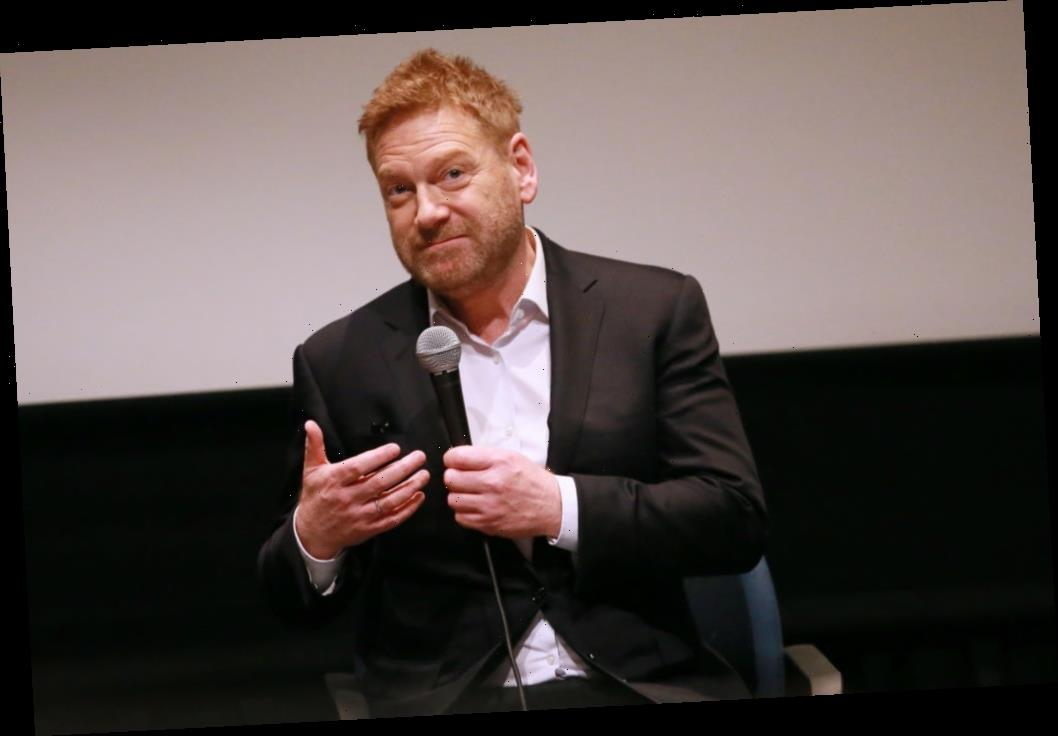 'Tenet' Star Kenneth Branagh on Christopher Nolan Movie: 'I'm In the Process of Understanding It'