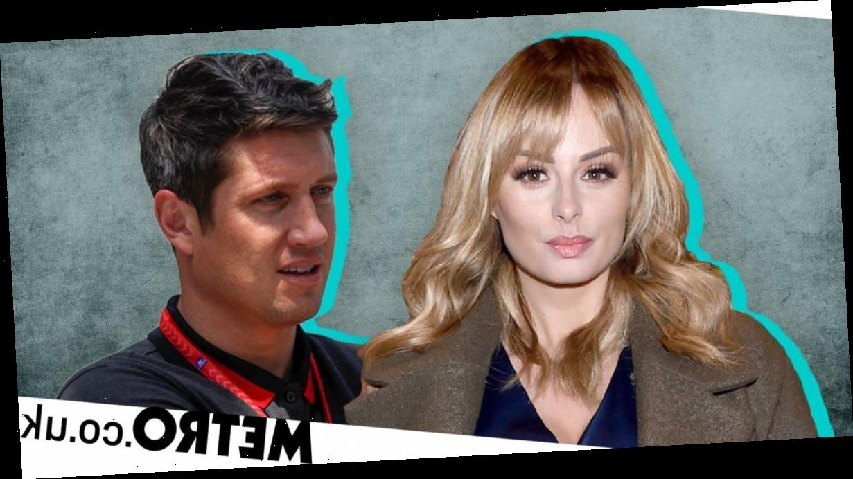 Rhian Sugden 'sick' of being tarnished by Vernon Kay texting scandal