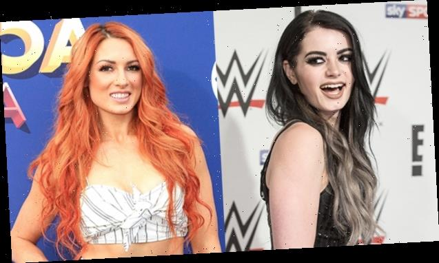 WWE's Paige Reveals What Baby Gift She'd Buy Pregnant Becky Lynch With Vince McMahon's Credit Card