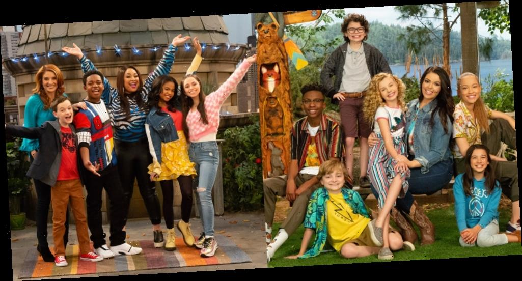 'Raven's Home' Cast Heads to Camp KikiWaka In New 'Bunk'd' Crossover – First Look!