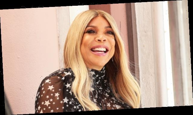 Wendy Williams Seemingly Shares Glimpse Of New Man's Hand In Photo: 'I'm Loving Today'