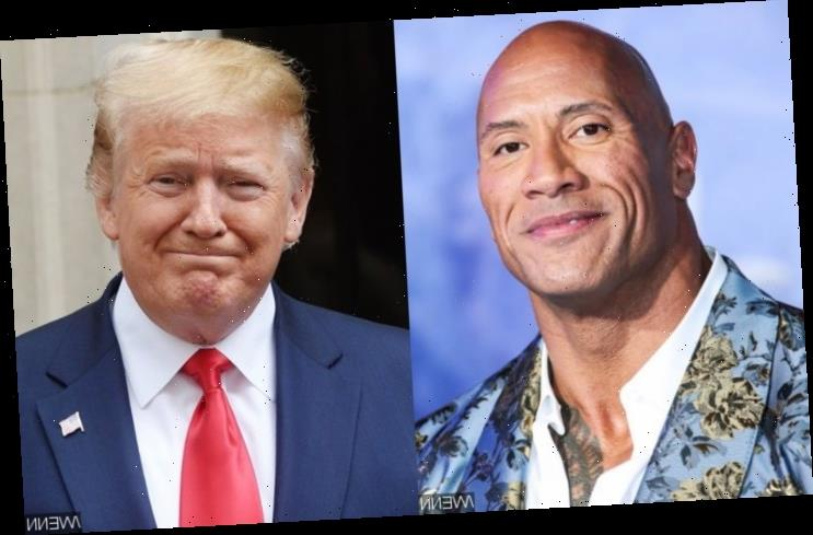 Dwayne Johnson Calls Out Donald Trump in Powerful BLM Video: 'Where Are You?'