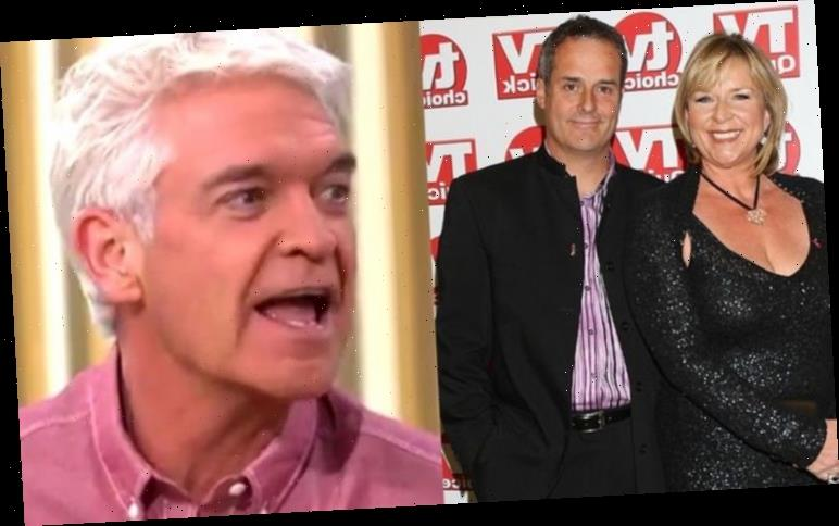 Phillip Schofield in cheeky remark to Phil Vickery after Fern Britton split: 'Have to say'