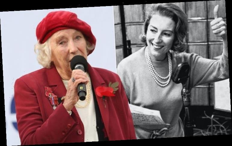 Vera Lynn's surprising admission about 'Forces Sweetheart' label revealed: 'So important'