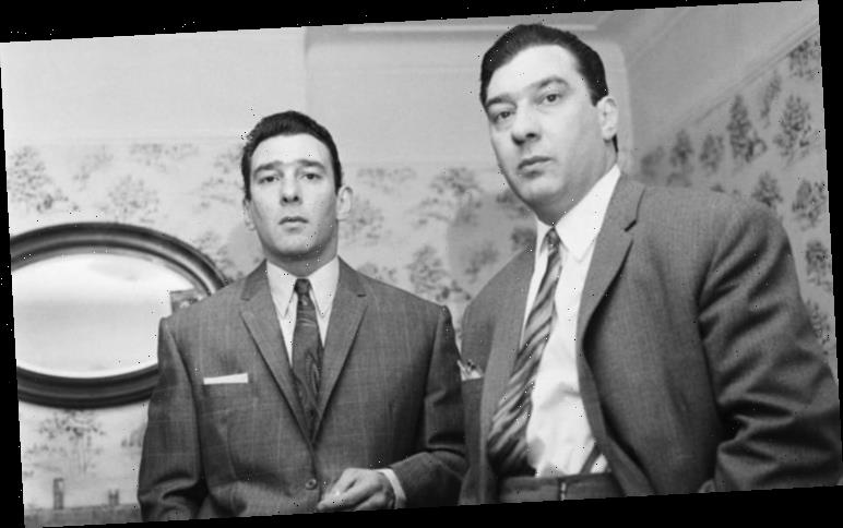 When the East End villains Krays moved up west to Knightsbridge