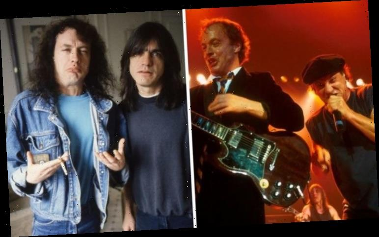 AC/DC band timeline: Who left AC/DC and when? The changing faces of Back in Black stars