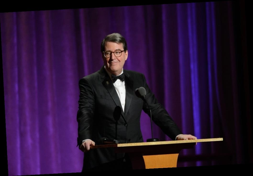 David Rubin Re-Elected President Of Motion Picture Academy