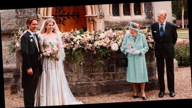 Princess Beatrice's private wedding had personal touches showing her close bond with the Queen: 'She has found true happiness at last'