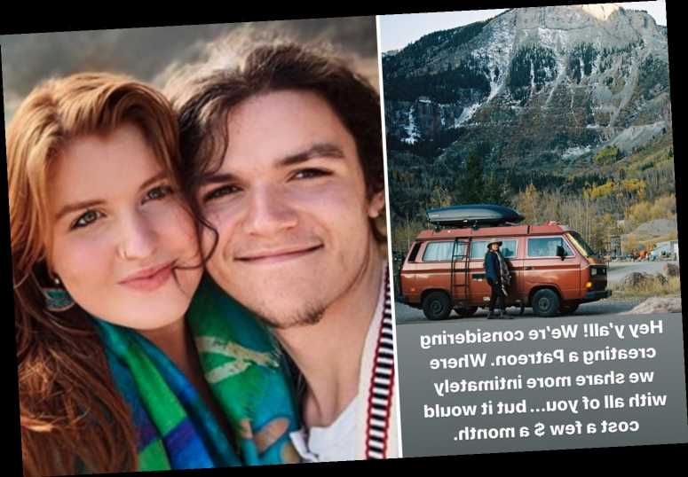 LPBW's Jacob and Isabel Roloff plan to only share 'deeper personal stuff' with paying fans on Patreon amid family feud – The Sun