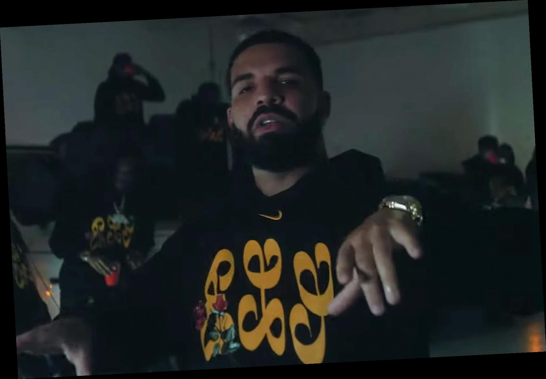Drake Enlists Headie One for Swaggering 'Only You Freestyle'
