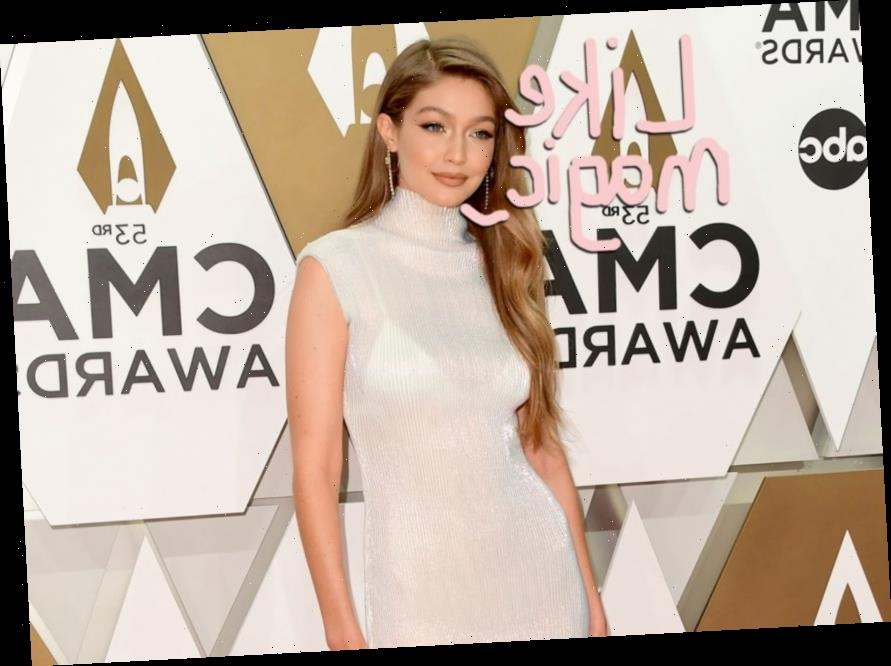 Gigi Hadid Reveals How She Hides Her Growing Baby Bump