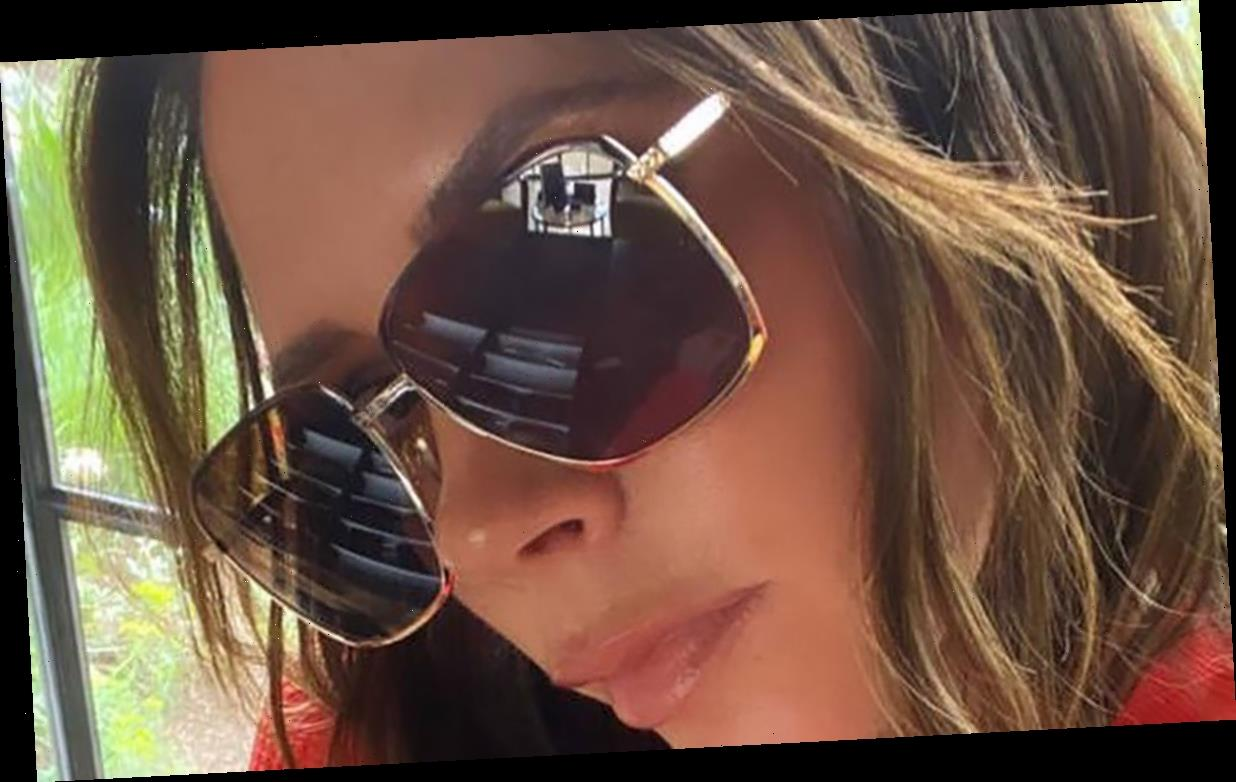 Victoria Beckham reveals her reaction to getting 'kicked down'