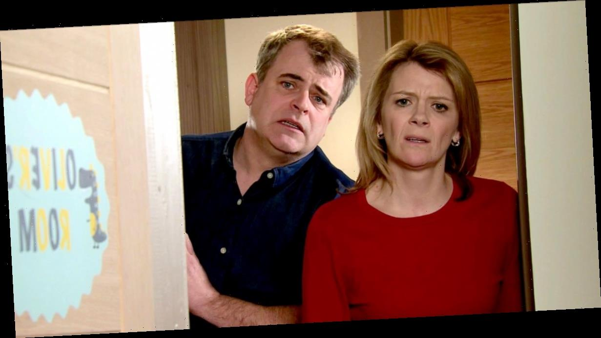 Corrie fans convinced Steve and Leanne will 'get back together'