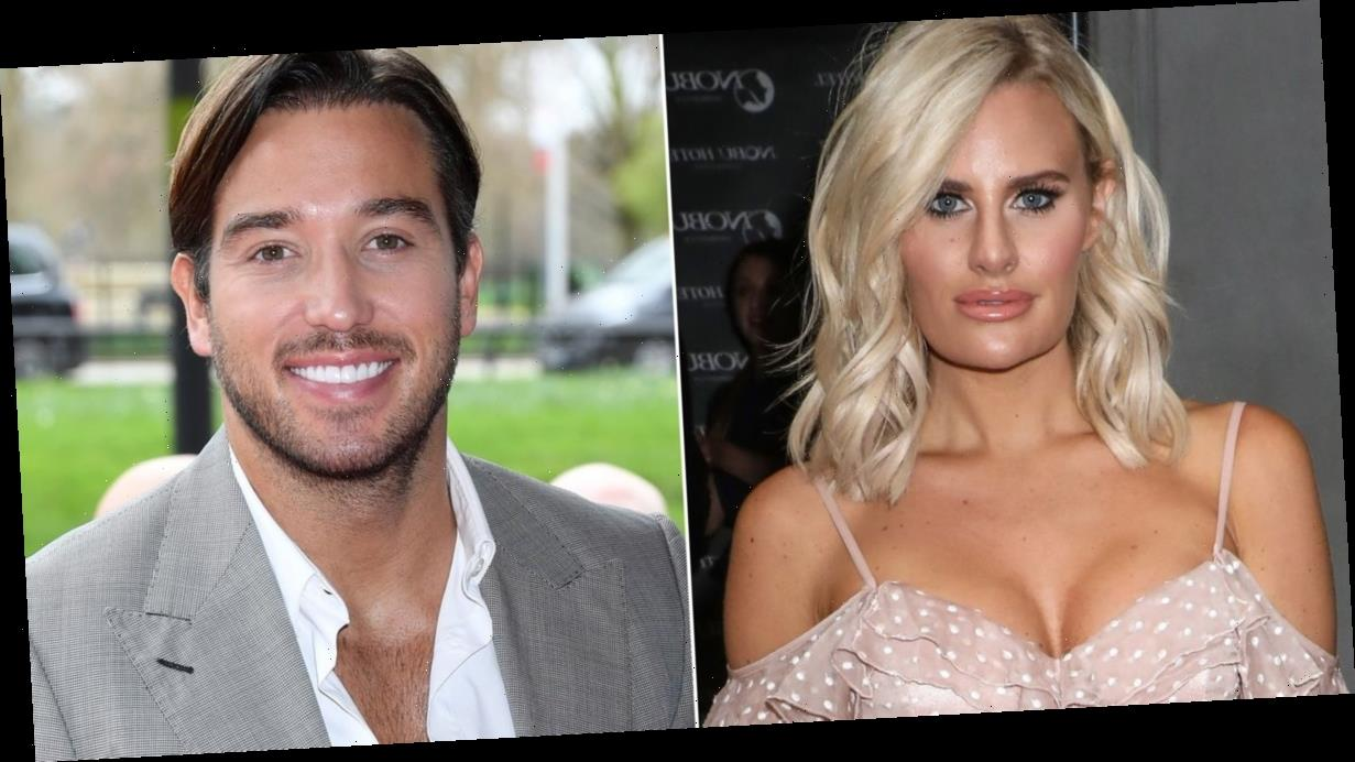 Danielle Armstrong and James Lock set for explosive showdown as the exes collide on TOWIE