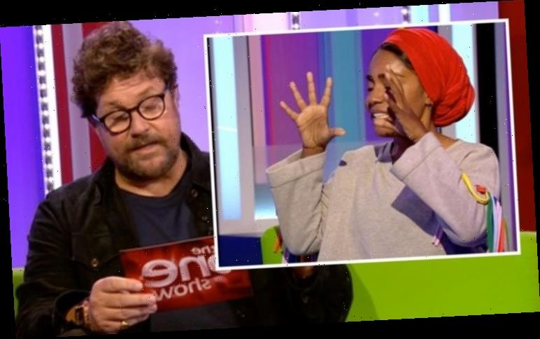 Alex and Michael told to 'stop' by emotional Nadiya Hussain: 'Didn't come here to cry'