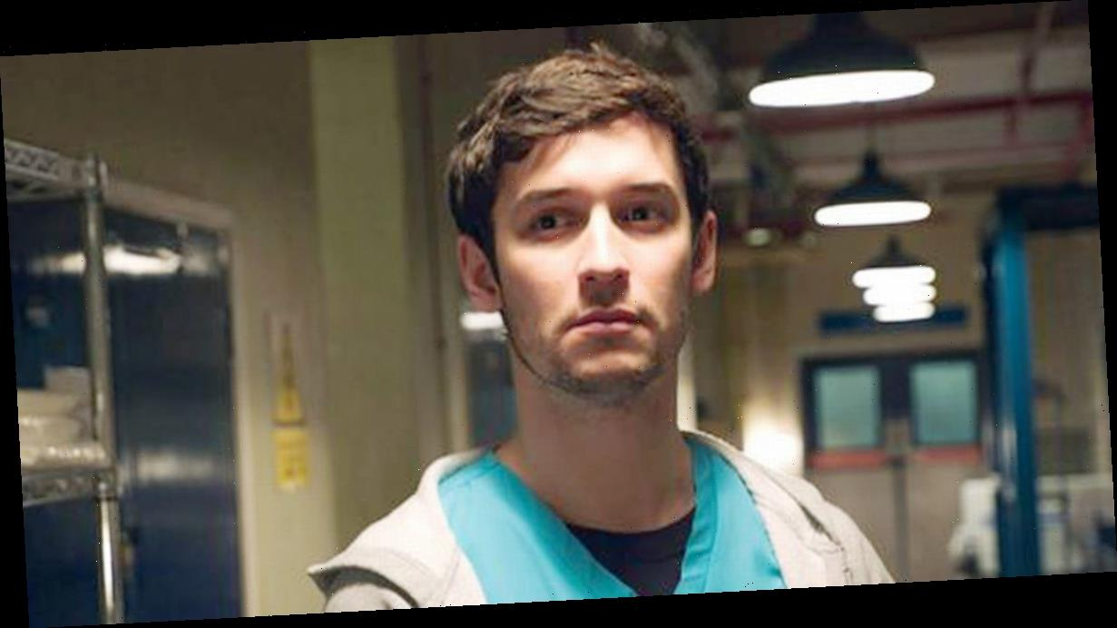 Holby City's Nic Jackman opens up on cruel 'hate mail' over Cameron Dunn role