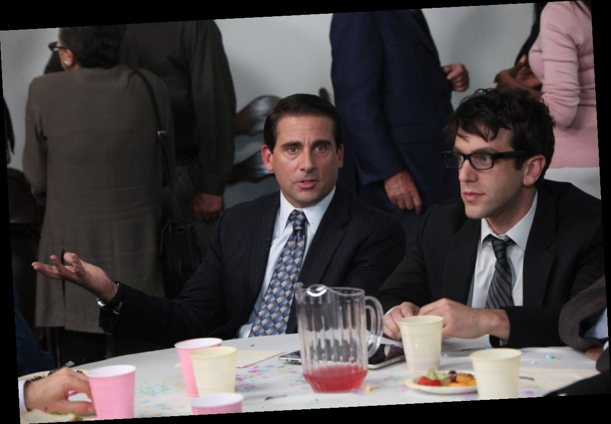 'The Office': Mindy Kaling and BJ Novak Share Their Favorite Michael Scott Moments