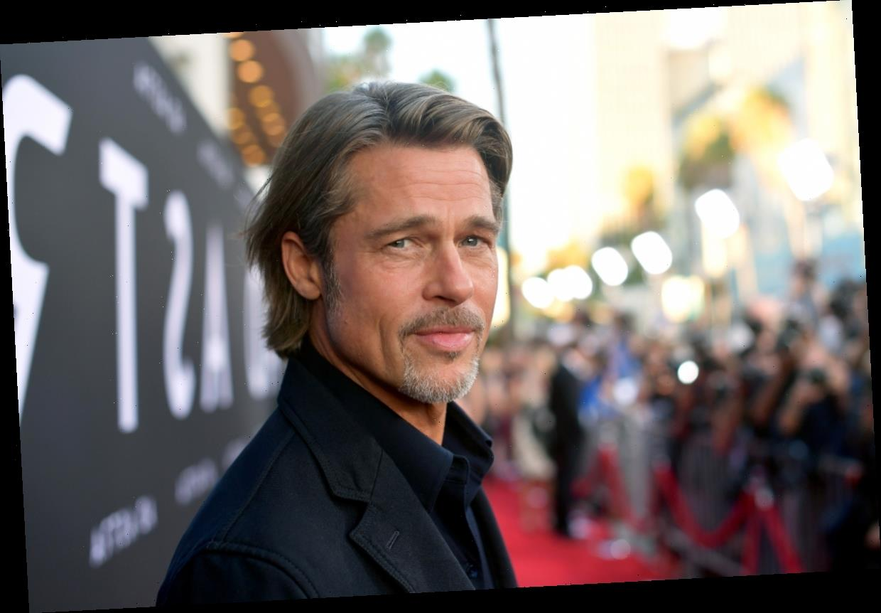 Brad Pitt Was First Spotted Getting Cozy With Nicole Poturalski 9 Months Ago