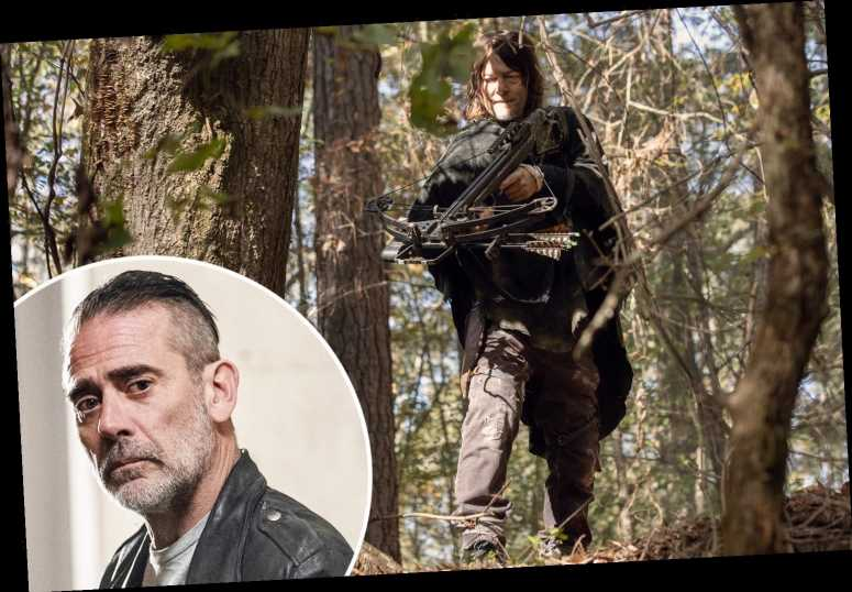 The Walking Dead's Negan and Daryl call a truce and confront Beta's undead army in first look at season 10 finale