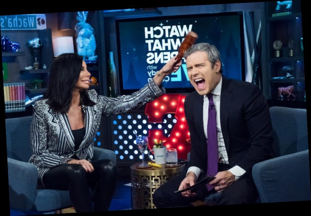 Former 'RHONJ' Star Danielle Staub Slams Andy Cohen; Claims Cohen Orchestrates Drama on the Show