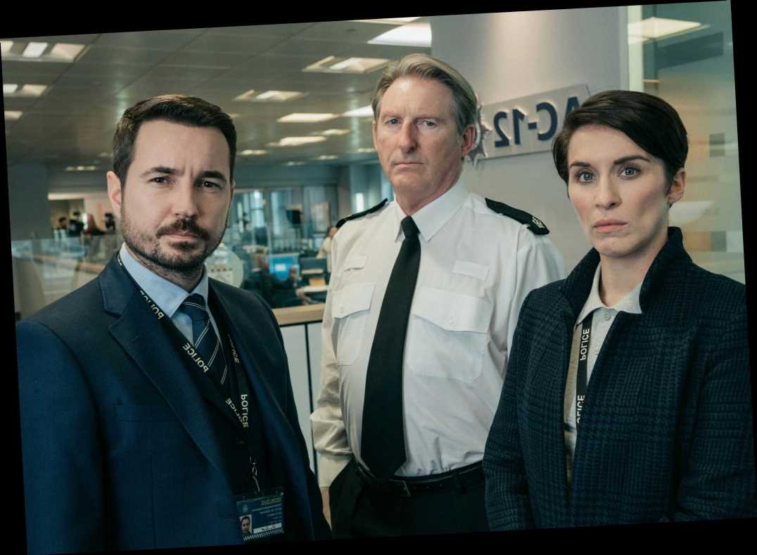 Line of Duty creator confirms plans to resume series 6 filming as he jets to Belfast to self-isolate before hitting set